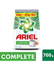 Ariel Complete Detergent Washing Powder - 500 g with Free Detergent Powder - 200 g