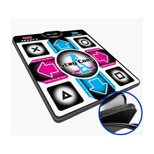 Dance Dance Revolution DDRgame PS1 / PS2 Super Deluxe Pad (Version 4.0) mit 2,5 cm Schaumstoffeinsatz