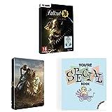 Fallout 76 Amazon S.*.*.C.*.*.L. Edition + Steelbook Fallout 76 Amazon S.P.E.C.I.A.L. Edition + You're Special - Set de pins parciales