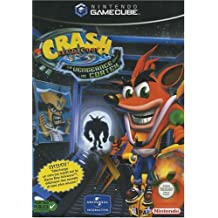 crash bandicoot la vengeance de cortex gamecube