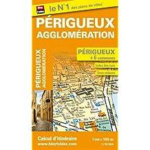 Plan de Périgueux et de son agglomération
