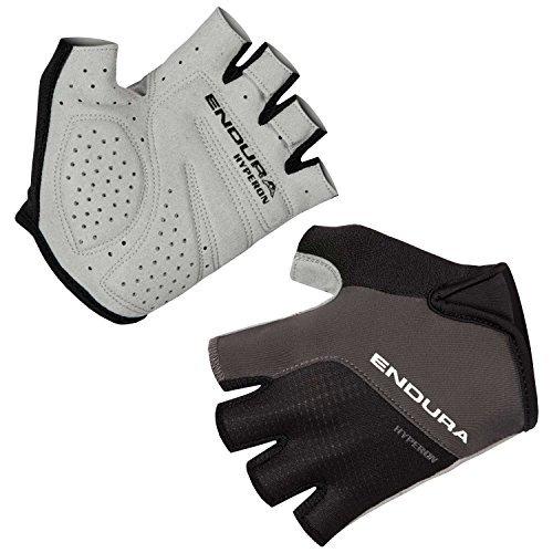 Endura Hyperon Radfahren Handschuhe Handschuh II-Pro Road Bike Handschuhe, Herren, Schwarz, XX-Large -