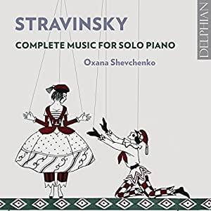 Stravinksy: Complete Music For Solo Piano
