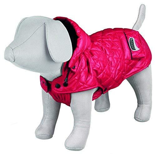 Trixie Sila Winter Hundemantel, 24cm, rot -