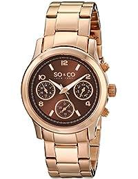 SO&CO Reloj 5012.4 Rosado
