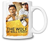 The Wolf Of Wall Street Becher-Schale Coffee Mug Ceramic Coffee Tea Beverage Kitchen Mugs By Slick Stuff