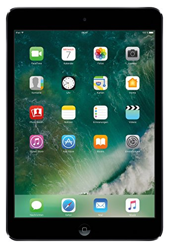 Apple iPad mini 2 20,1 cm (7,9 Zoll) Tablet-PC (WiFi, 32GB Speicher) schwarz (2 32 Gb Wifi Ipad Mini Apple)
