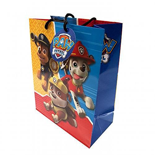 Official Licensed Paw Patrol - Gift Bag (Medium) -
