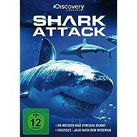 Shark Attack - Die weißen Haie von Sea Island / Colossus - Jagd nach dem Riesenhai
