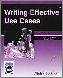 Writing Effective Use Cases (Crystal Series for Software Development)