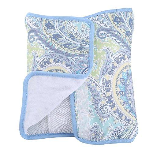 Fdit Maternité d'allaitement Doux Bras de Support pour bébé Taie d'oreiller Bras Oreiller 5 Modèles Coton Lavable Infantile Multi Utilisation(#1)