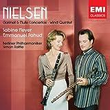 Nielsen: Clarinet & Flute Concertos, Wind Quintet
