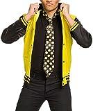 Folat 63354 Erwachsenenkostüm Rock und Roll, Jacke und Krawatte M/L