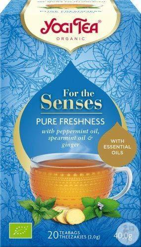 YOGI TEA | Pure Freshness | 6 x 20 bags (ES)