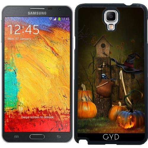 Galaxy Note 3 Neo/Lite (N7505) - Halloween 15-2 Hexe Kürbis by Illu-Pic.-A.T.Art ()