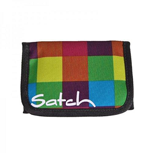 Satch Portemonnaie Beach Leach 2.0 901 karo bunt