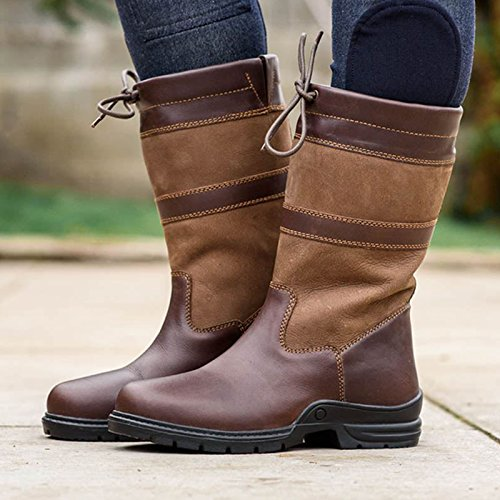 51CxCJzKAHL BEST BUY UK #1White Horse Equestrian Branham Boot   Short Outdoor Comfortable Country Walking price Reviews uk