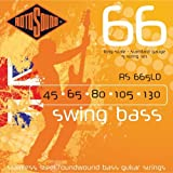 Rotosound 5-String Swing Bass Stainless Steel Bass Guitar StringsRS665LD 45-130