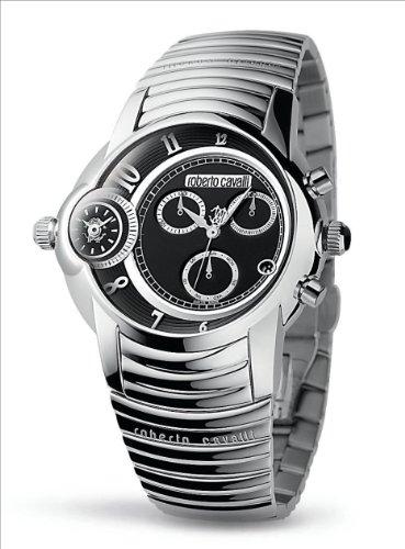 roberto-cavalli-r7273649025-reloj-unisex-de-cuarzo-correa-de-acero-inoxidable-color-plata