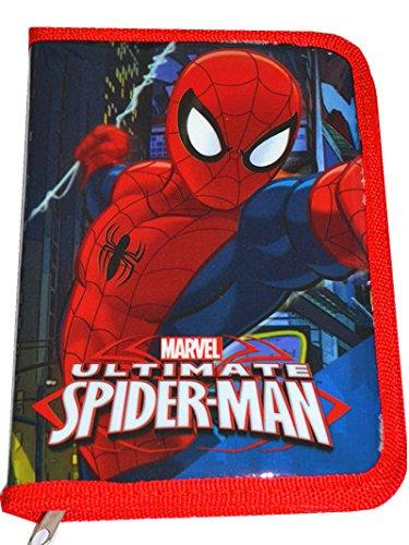 Estuche Spiderman Marvel completo