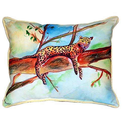 Betsy Drake Leopard Extra Groß 20x 24Indoor/Outdoor Kissen -
