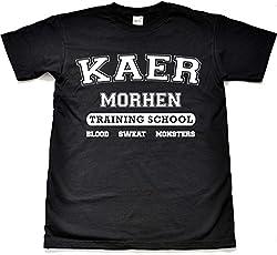 Kaer Morhen Training School Green T Shirt