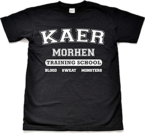 Kaer Morhen Training T Shirt Large