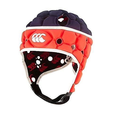 Canterbury Ventilator Rugby Head Guard - Senior AW16 (Red/Purple,X Large) by Canterbury