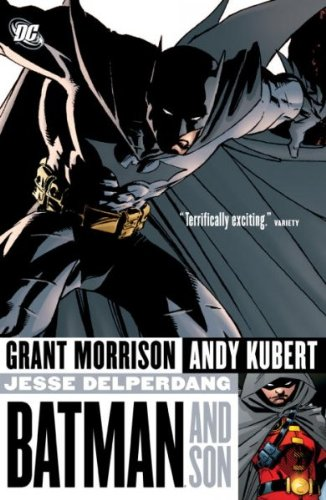(Batman and Son) By Morrison, Grant (Author) Paperback on (07 , 2008)