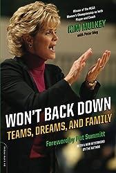 Won't Back Down: Teams, Dreams, and Family by Kim Mulkey (2008-09-09)