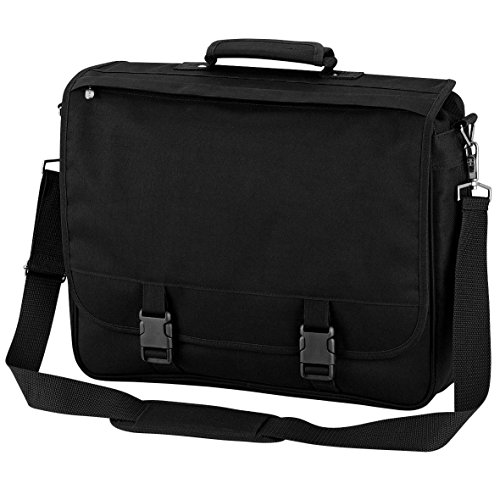 Quadra Portfolio Aktentasche Black