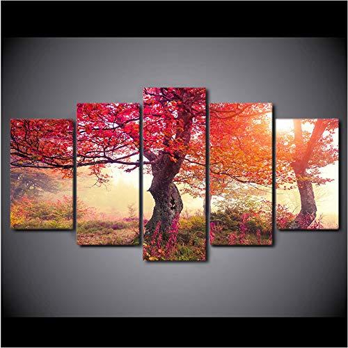 Ssiyun Impresiones sobre lienzo Arte De La Pared Cartel Decoración Para El...