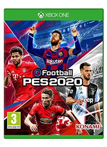 eFootball PES 2020 (Xbox One) Best Price and Cheapest