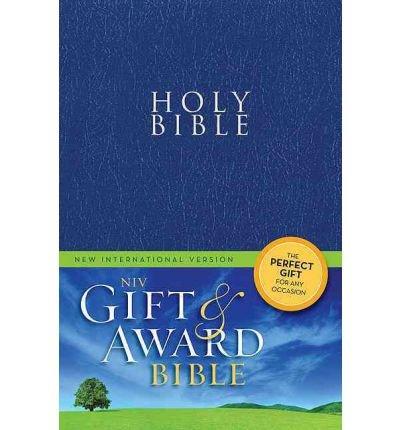 Gift Bible-NIV [ GIFT BIBLE-NIV ] by Zondervan Bibles (Author) Mar-15-2011 [ Hardcover ]