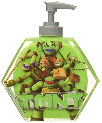 Nickelodeon Teenage Mutant Ninja Turtles Baumwolle Bad/Strand/Handtuch Lotion Pump