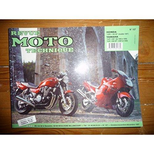 RRMT0107.1 REVUE TECHNIQUE MOTO - HONDA CBR1100XX - YAMAHA XJR1200,XJR1300