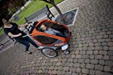 Chariot Kinderanhänger Corsaire 1 Platz Orange