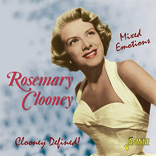 Mixed Emotions (Rosemary Clooney-cd)