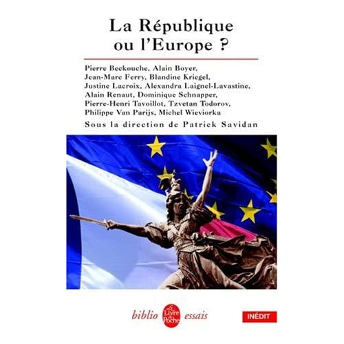 La République ou l'Europe ?