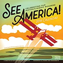 See America! 2018 Calendar