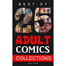 Best 25 Adult comics collections: Only for adult (English Edition)