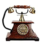 Worthy Antique Operational Telephone Maharaja Style