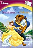 Die Schöne und das Biest auf SCHWEDISCH, CD und Buch, Walt Disney