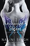 Front cover for the book Archangel's Heart by Nalini Singh