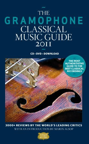 The Gramophone Classical Music Guide 2011 (September 01,2010)