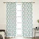 Best Home Fashion Blackout Curtains 100s - Best Home Fashion Reverse Moroccan Faux Silk Blackout Review