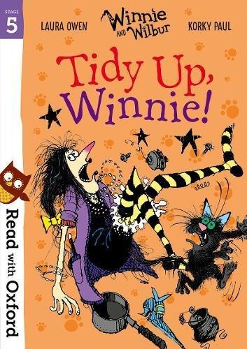Tidy up, Winnie!