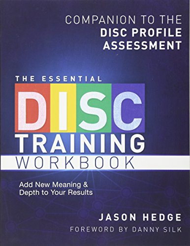 Pdf download the essential disc training workbook companion to the pdf download the essential disc training workbook companion to the disc profile assessment volume 1 by jason hedge full epub fandeluxe Gallery