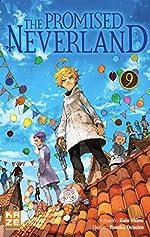 The Promised Neverland T09 de Kaiu Shirai