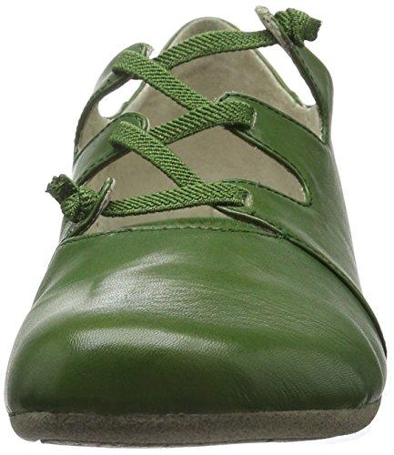 Josef Seibel Fiona 04 87204 Ballerine donna Verde (Verde (971 244 india))